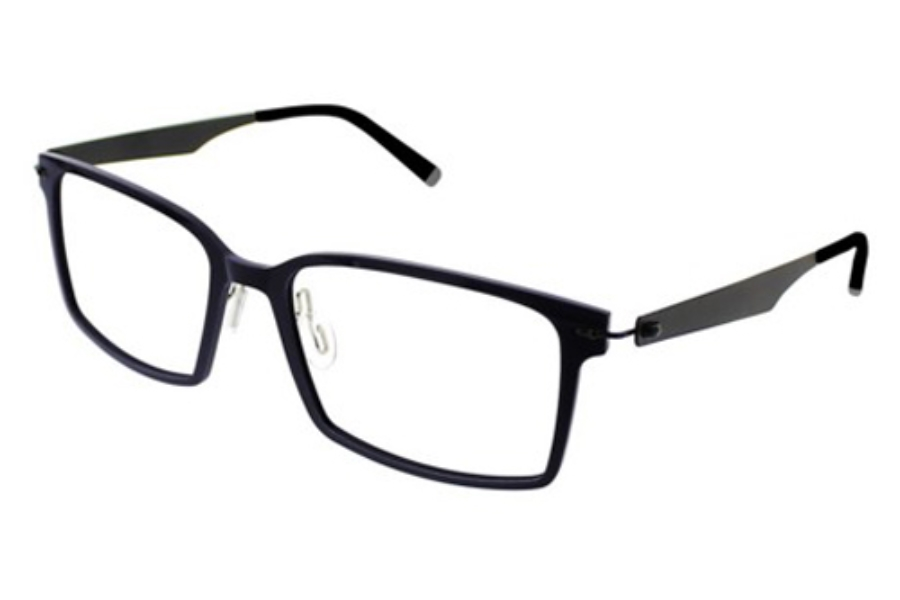 Aspire ASPIRE SMART Eyeglasses in Navy Blue