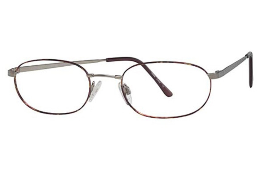 AutoFlex AUTOFLEX 55 Eyeglasses in 243 Tortoise/Natural