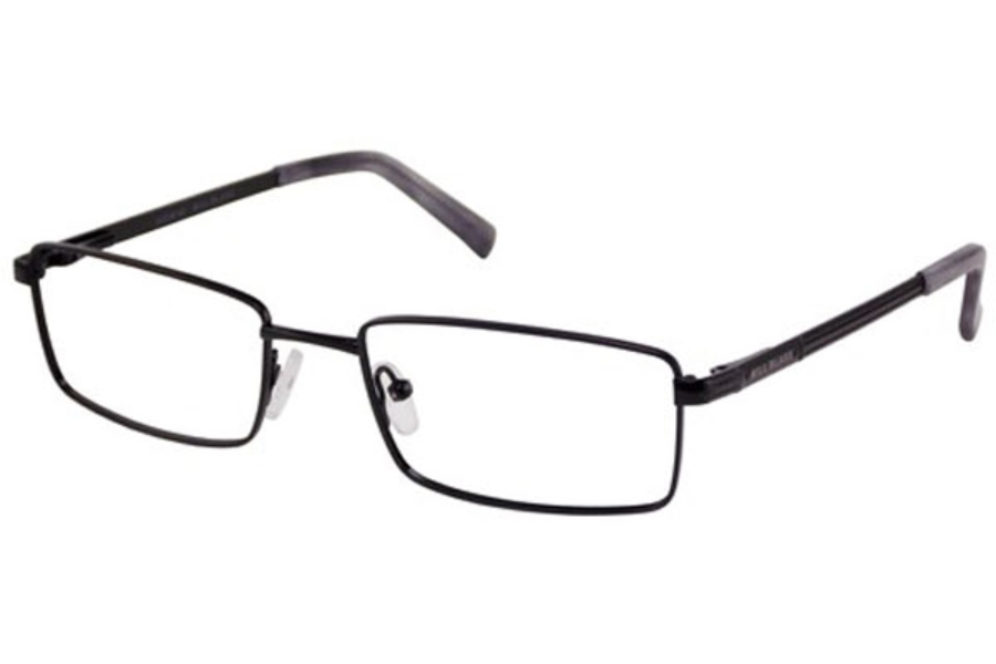 Bill Blass BB 1019 Eyeglasses in Black