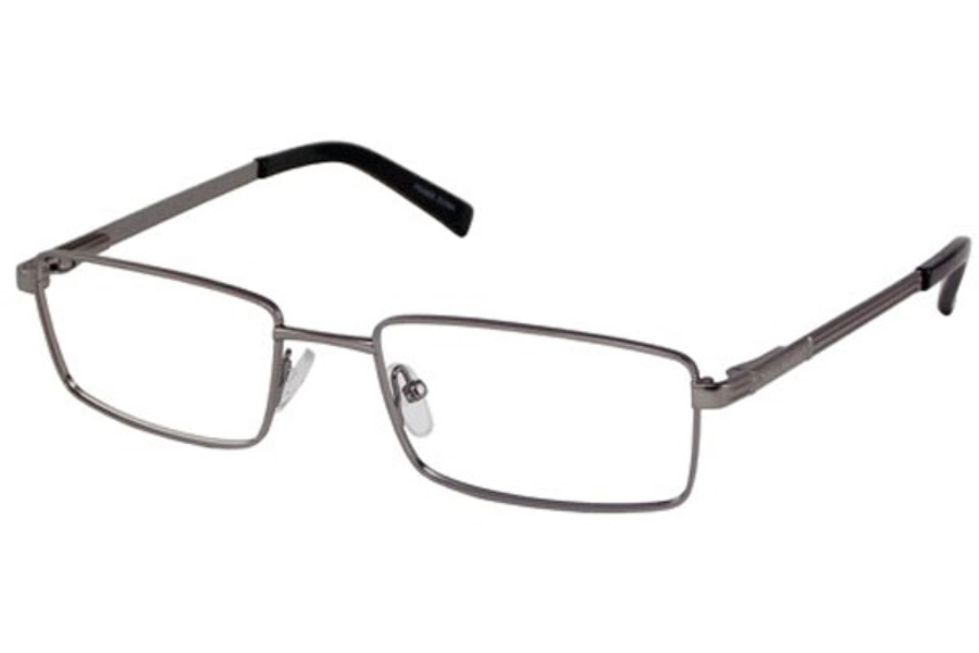 Bill Blass BB 1019 Eyeglasses in Gunmetal
