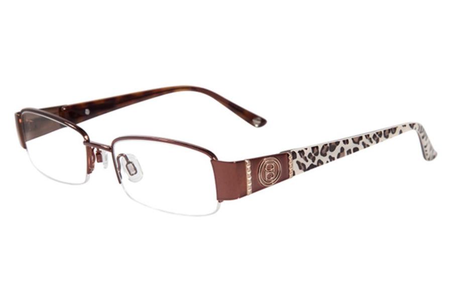 BEBE Eyeglasses BB5046 FABULOUS 210 Topaz