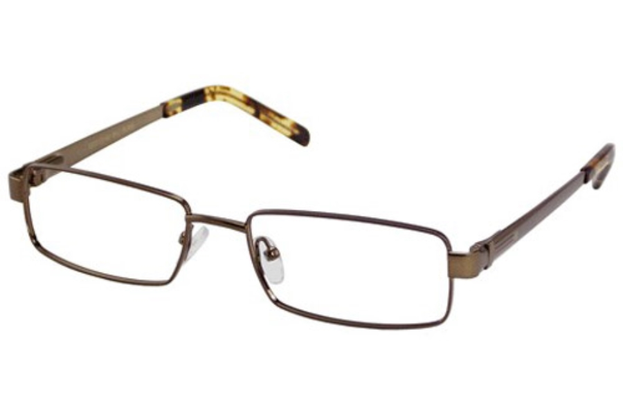 Bill Blass BB 1025 Eyeglasses in Brown