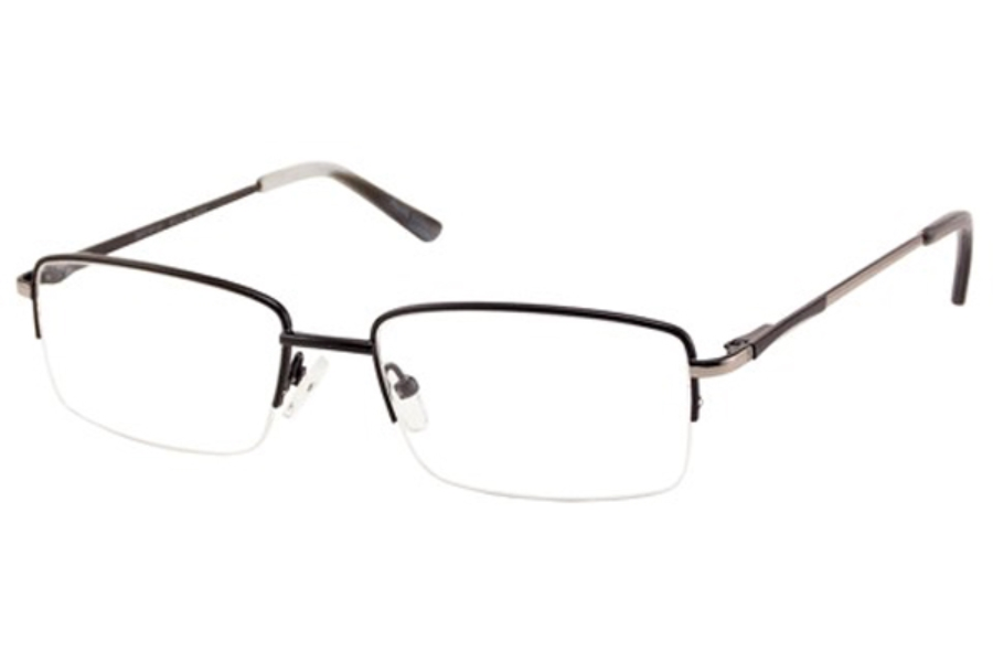 Bill Blass BB 1029 Eyeglasses in Black