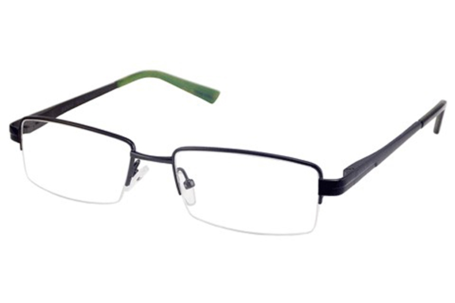 Bill Blass BB 1033 Eyeglasses in Black