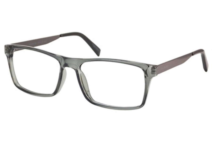 Bill Blass BB 1037 Eyeglasses in Grey Crystal