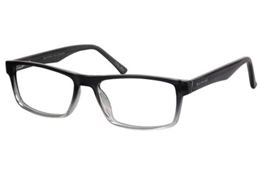 Bill Blass BB 1038 Eyeglasses in Grey Fade