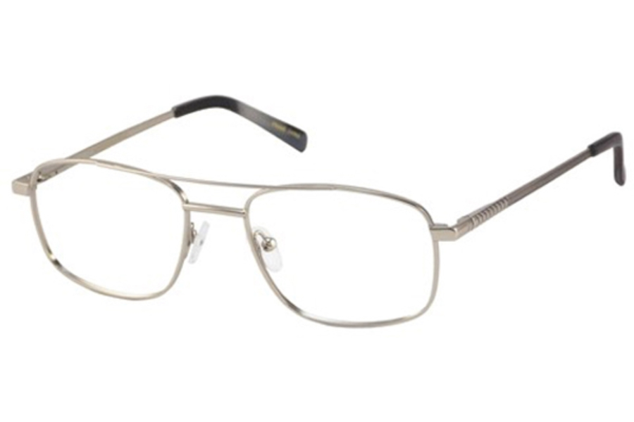 Bill Blass BB 1042 Eyeglasses in Silver