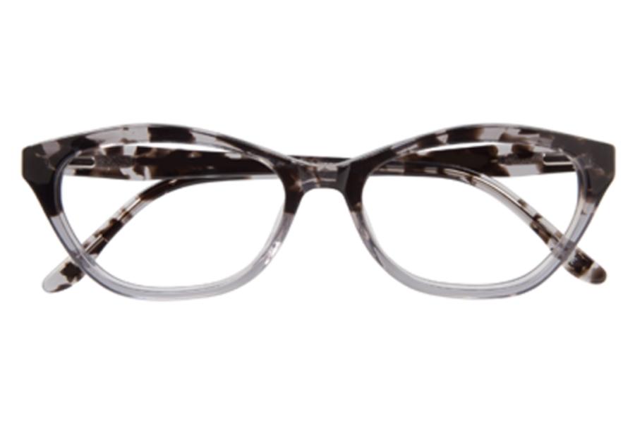 526ea3e3123b BCBG Max Azria Julietta Eyeglasses in Black Tortoise ...