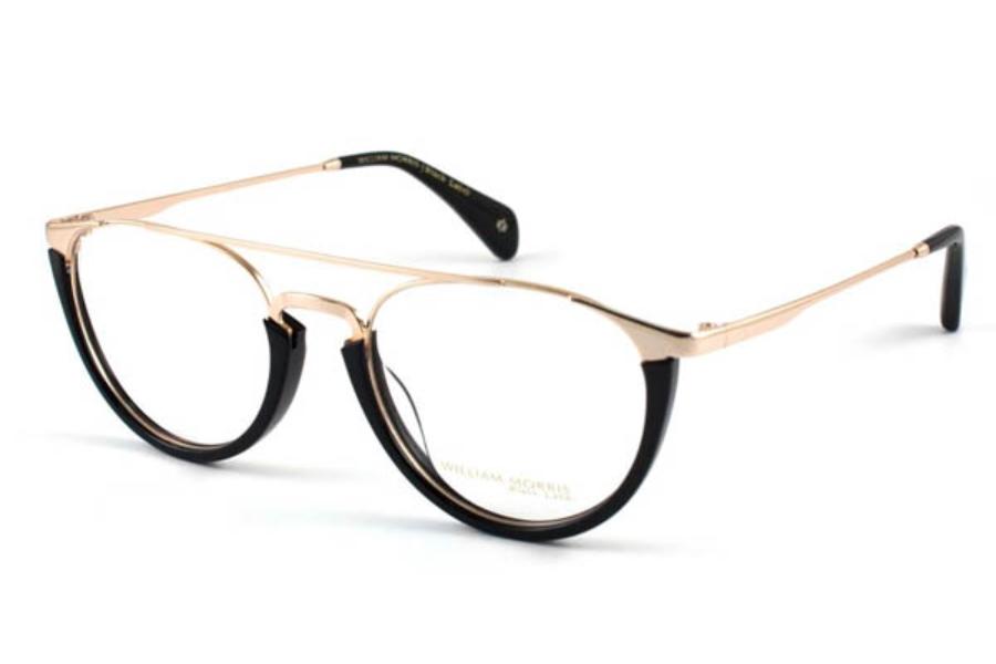 a9c1de50faebe ... William Morris Black Label BL 40001 Eyeglasses in William Morris Black  Label BL 40001 Eyeglasses ...