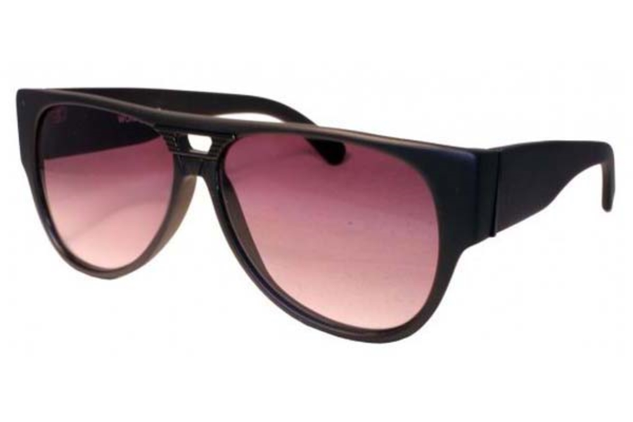 BLNQ Bungalow Sunglasses in Matte Black