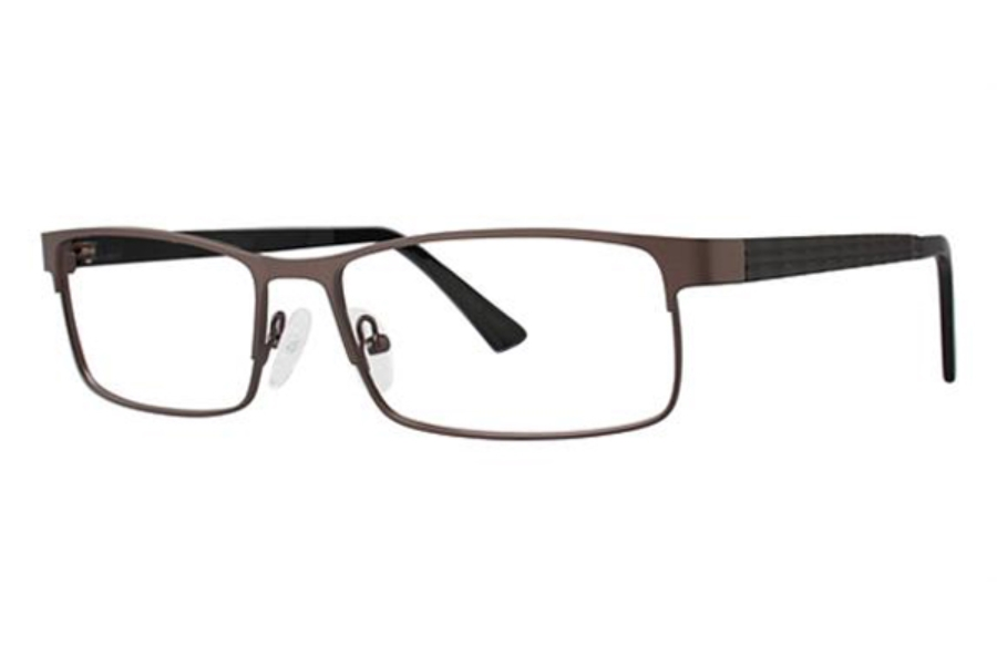 B.M.E.C. Big Mens Big Venture Eyeglasses in Matte Brown/Black
