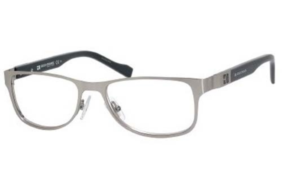 BOSS Orange BO0081 Eyeglasses in 0RXX Matte Palladium Gray