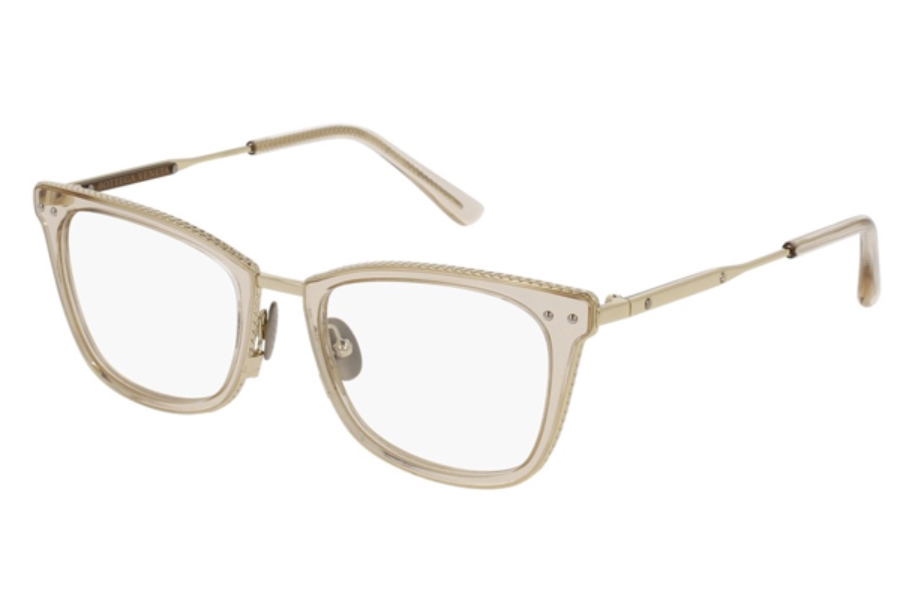 Bottega Veneta BV0065O Eyeglasses in Bottega Veneta BV0065O Eyeglasses