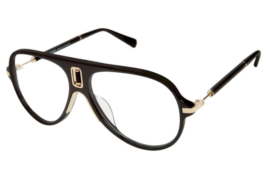 Balmain Paris BL 1101 Eyeglasses in C01 Black