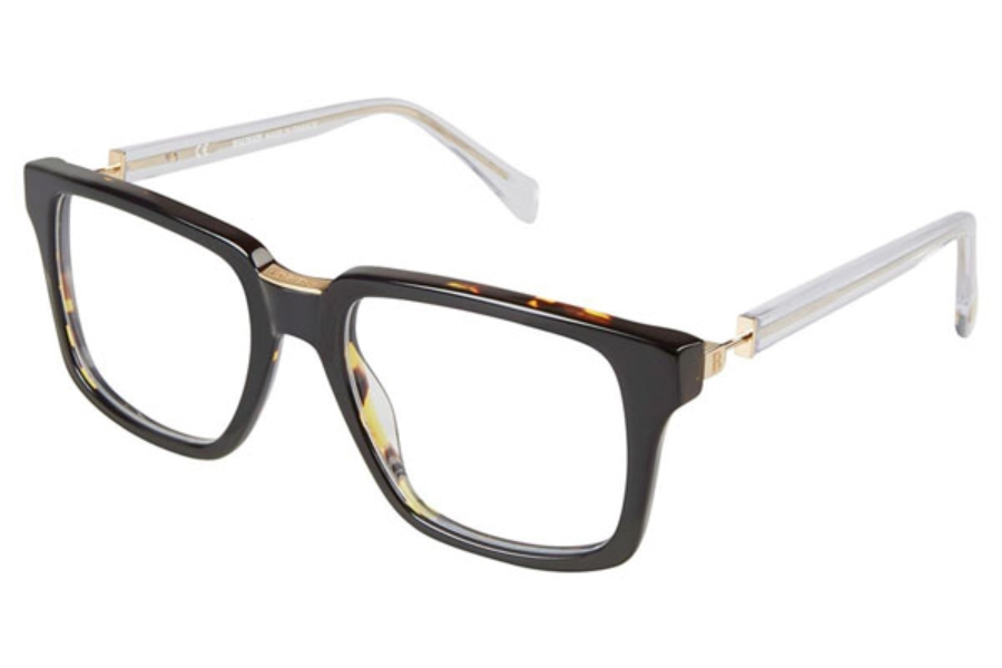 Balmain Paris BL 3061 Eyeglasses in C03 Black/Tortoise