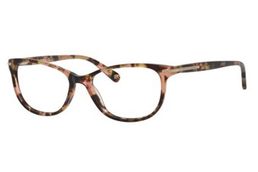Banana Republic ENYA Eyeglasses in 0S0R Brown Havana Pink