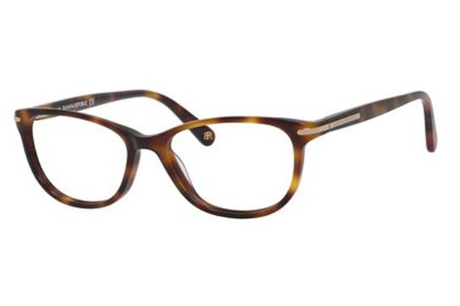 Banana Republic ENYA Eyeglasses in 0WR9 Brown Havana