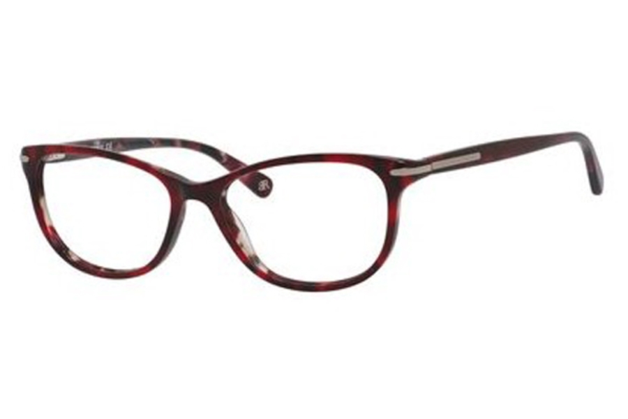 Banana Republic ENYA Eyeglasses in 0YDC Burgundy Havana
