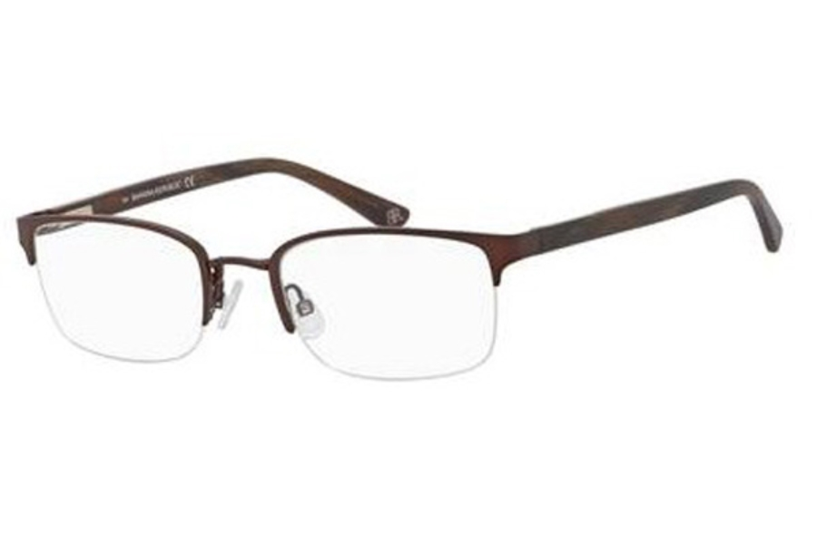 Banana Republic GUY Eyeglasses in 04IN Matte Brown