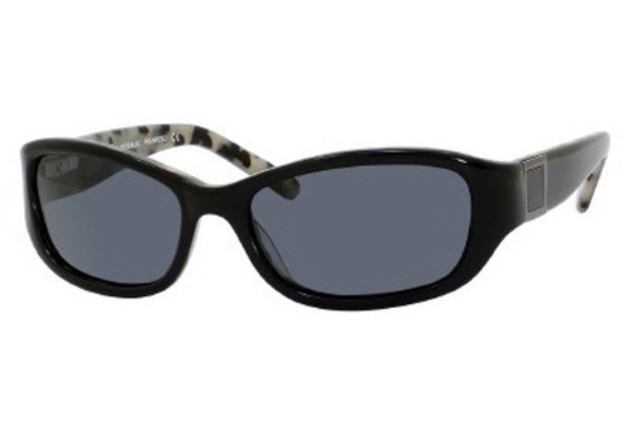Banana Republic SUSAN/S Sunglasses in DT4P Black Spotted Tortoise (RA gray polarized lens)