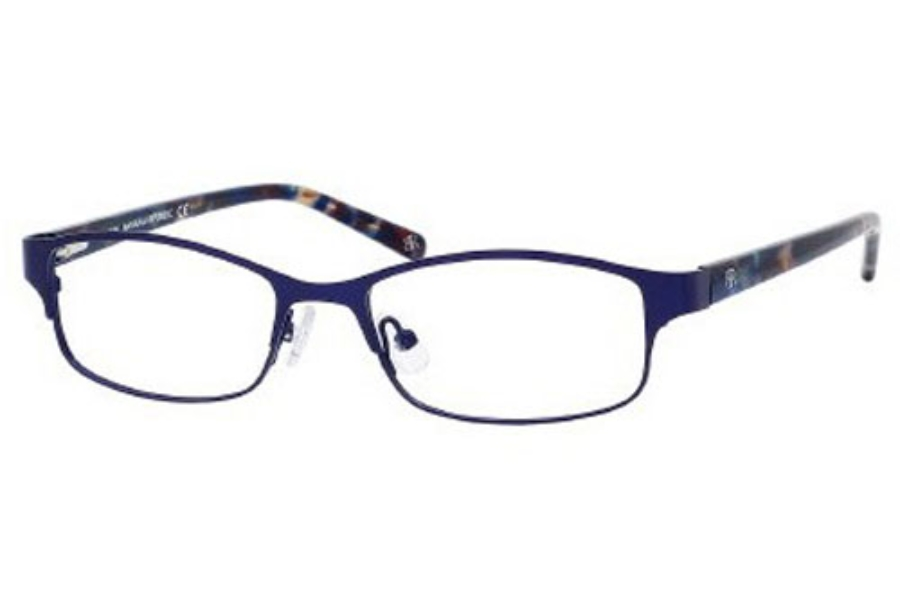 Banana Republic DEIDRA Eyeglasses in 0QZ7 Navy / Blue Marble