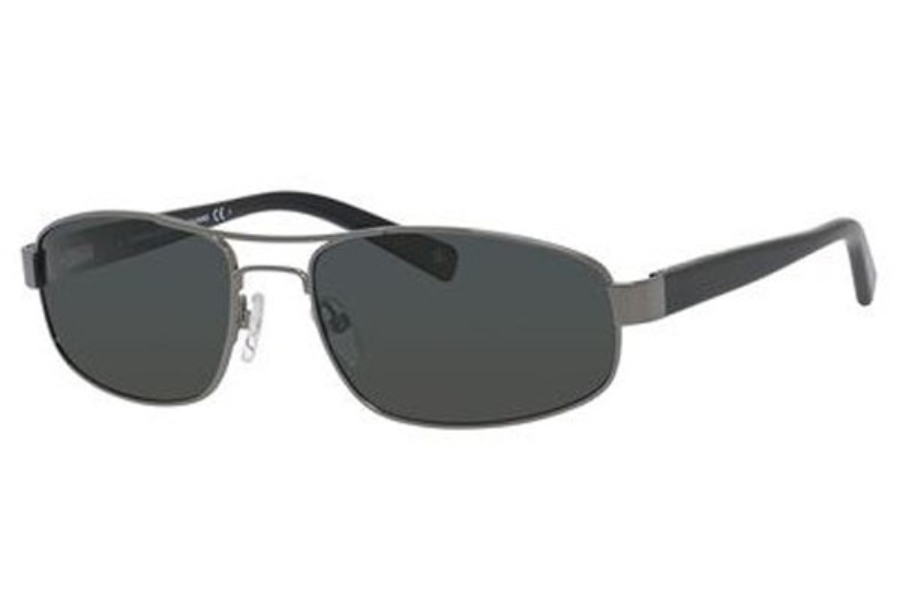 Banana Republic GUSTAVO/P/S Sunglasses in 0KJ1 Dark Ruthenium (RA gray polarized lens)