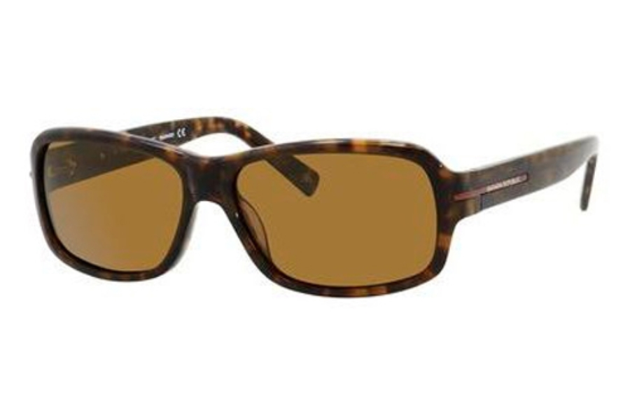 Banana Republic MARTINO/P/S Sunglasses in 1R3P Tortoise (VW dark brown polarized lens)