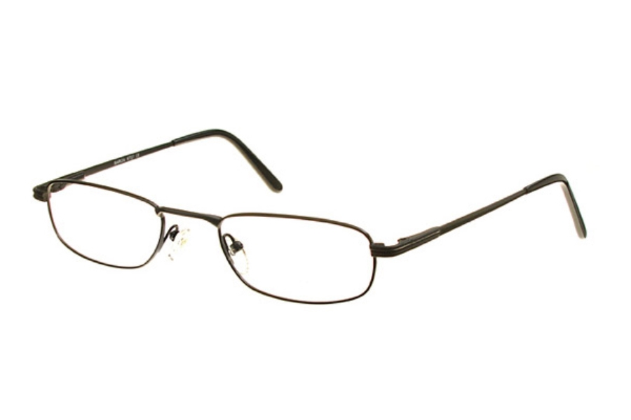 Baron BT07 Eyeglasses in MBK Matted Black