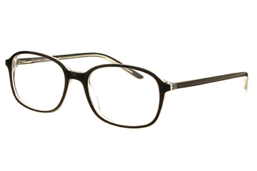 Baron BZ06 Eyeglasses in BLK Black