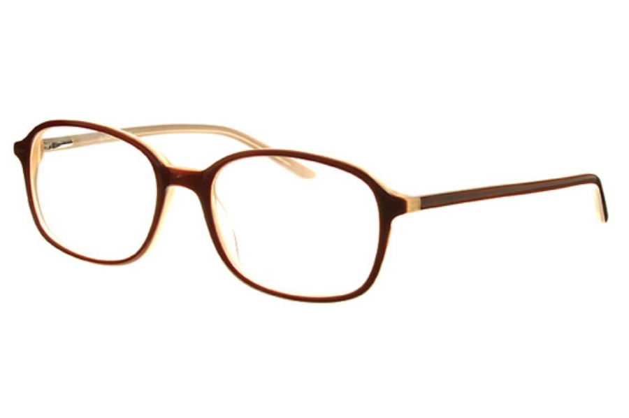 Baron BZ06 Eyeglasses in BRN Brown