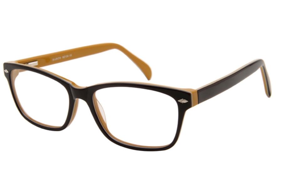 3a376687dc ... Baron BZ124 Eyeglasses in Baron BZ124 Eyeglasses ...