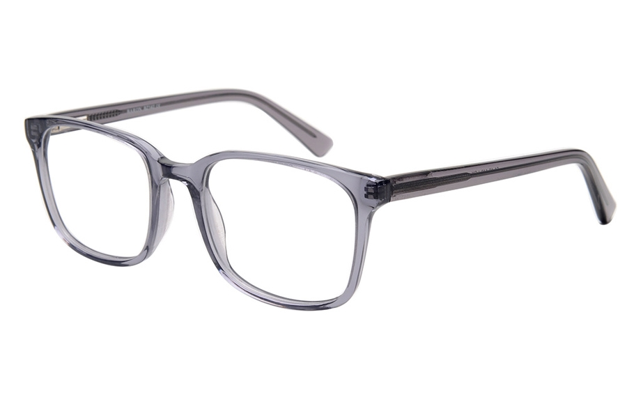 Baron BZ138 Eyeglasses in LGY Crystal Gray