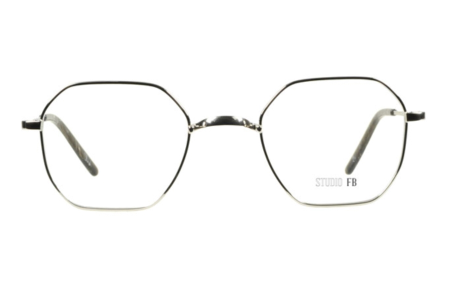Beausoleil Paris W74 Eyeglasses in Sil Silver