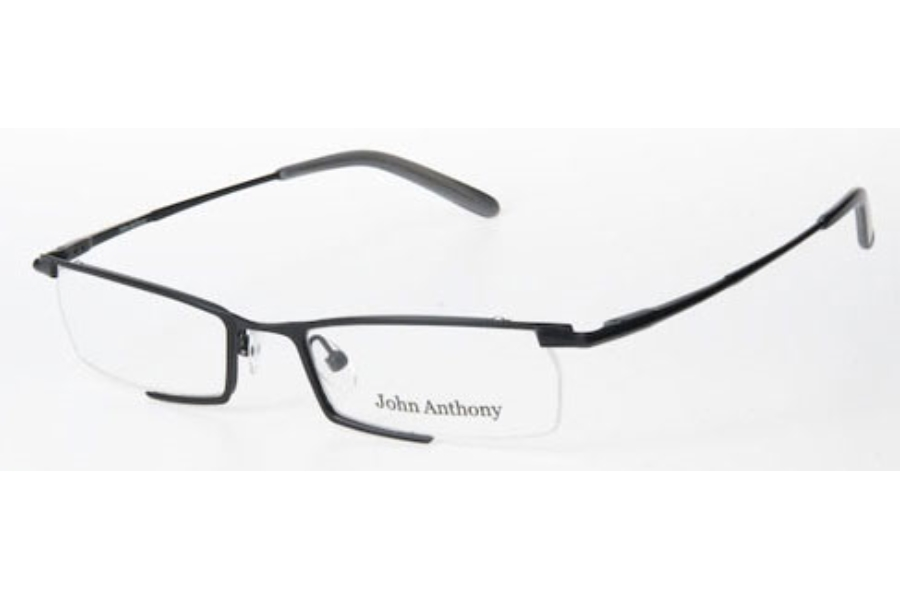 John Anthony JA833 Eyeglasses in 590 Black