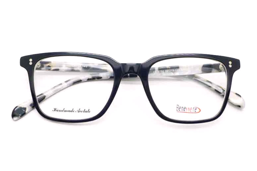 Beneserre 3704 Eyeglasses in Black