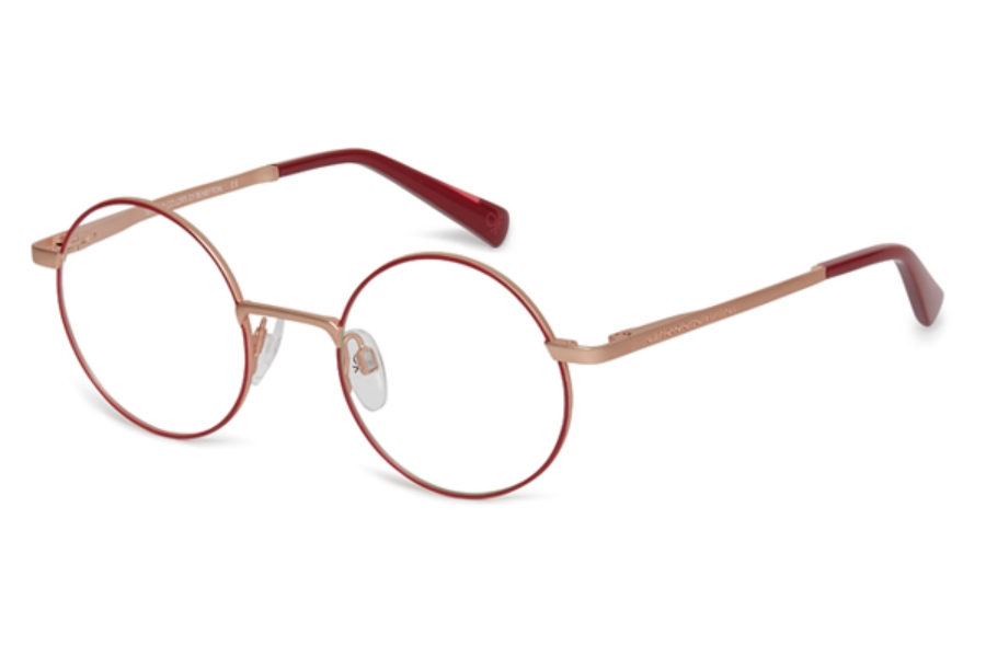 United Colors of Benetton BEO3005 Eyeglasses in United Colors of Benetton BEO3005 Eyeglasses