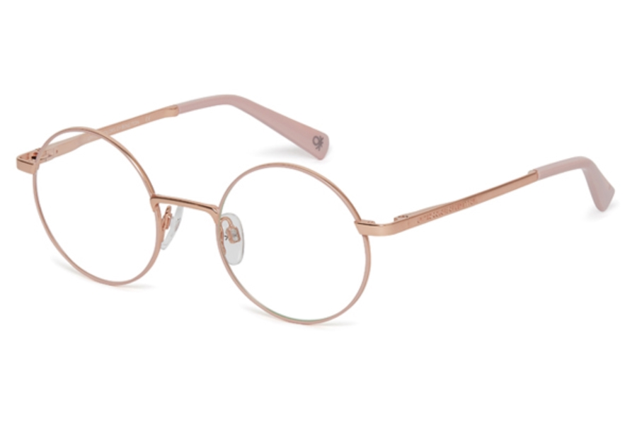 United Colors of Benetton BEO3005 Eyeglasses in 233 Pink