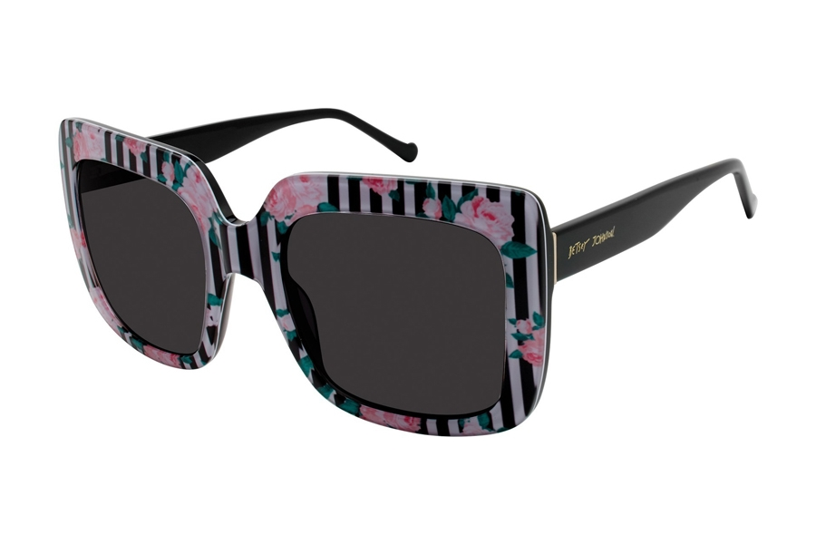 49322fcd05 ... Betsey Johnson Bed Of Roses Sunglasses in Betsey Johnson Bed Of Roses  Sunglasses ...
