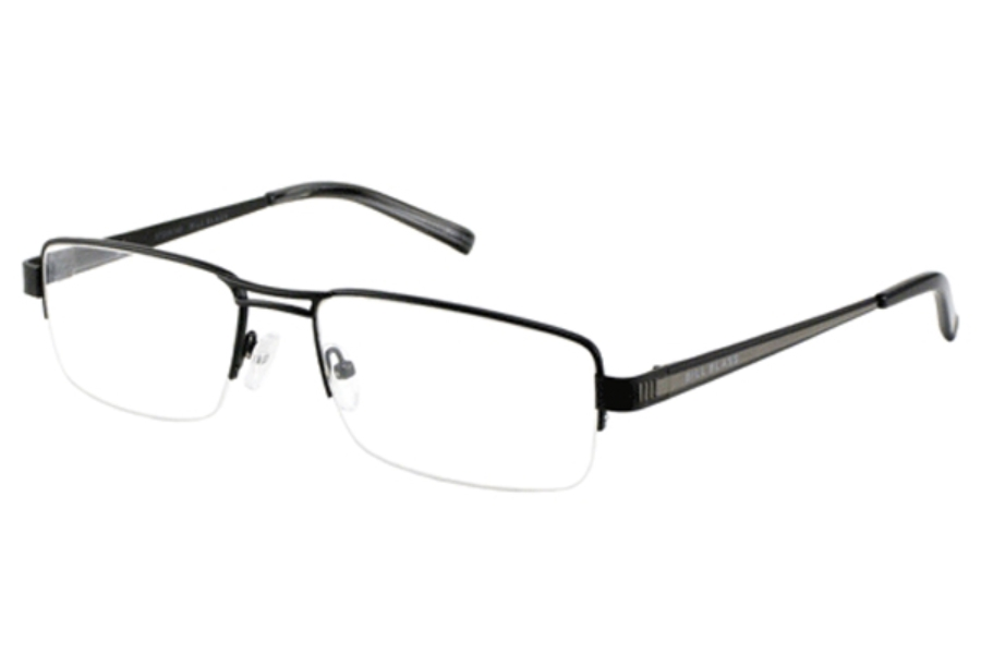 Bill Blass BB 979 Eyeglasses in Black Matte