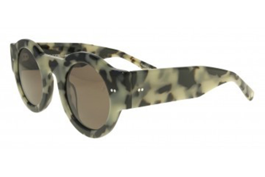 Black Flys FLY CLYDE Sunglasses in Tortoise w/ Brown Polarized Lens