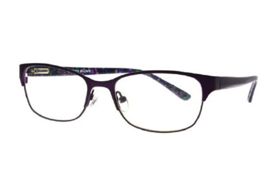 Body Glove BG 808 Eyeglasses in Purple