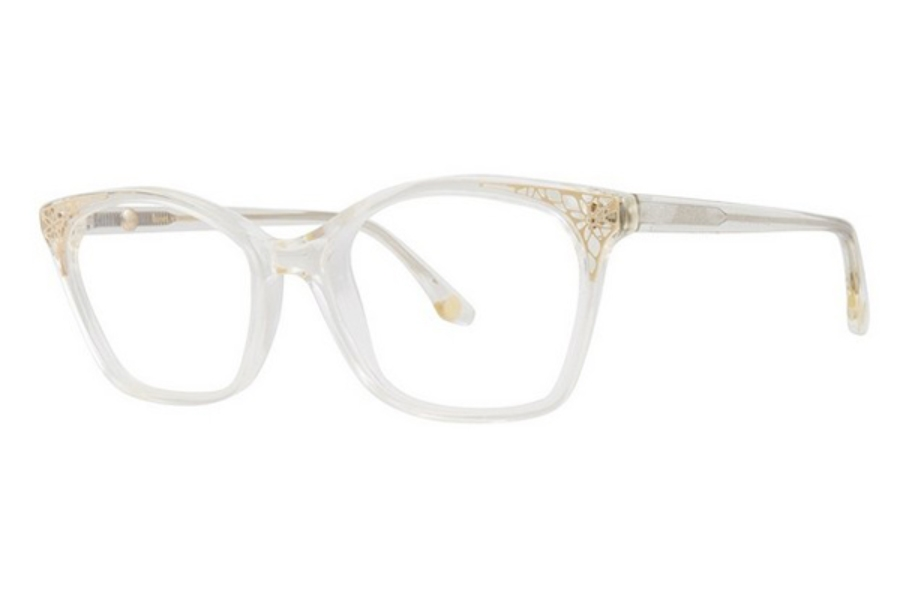 Bon Vivant Constance Eyeglasses in 7190 Antique Crystal