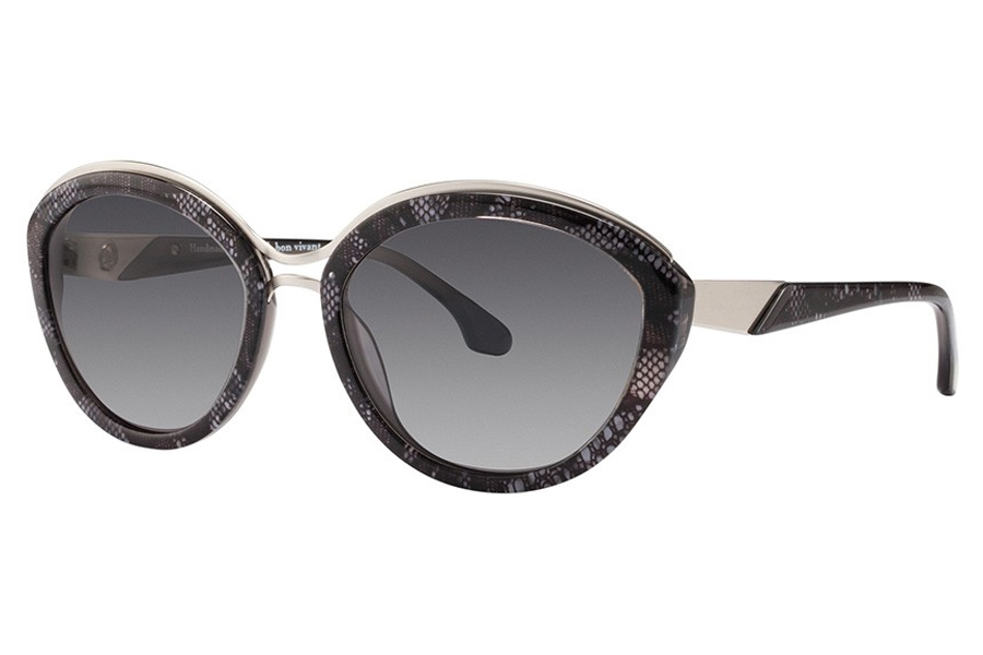 Bon Vivant Penelope Sunglasses in 7029 Black Lace
