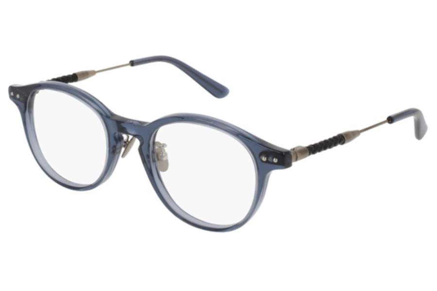 Bottega Veneta BV0109OA Eyeglasses in 004 Blue