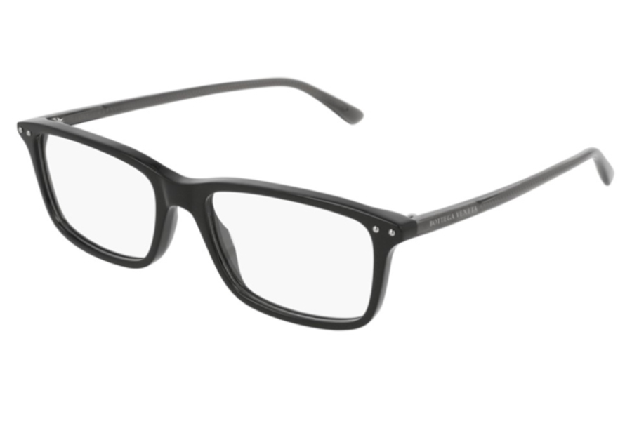 Bottega Veneta BV0163O Eyeglasses in Bottega Veneta BV0163O Eyeglasses