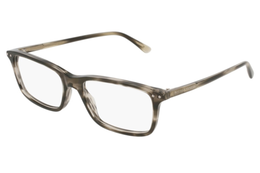 Bottega Veneta BV0163O Eyeglasses in 007 Grey