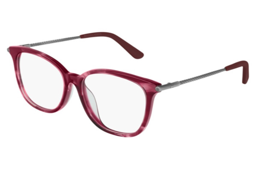 Bottega Veneta BV0232OA Eyeglasses in 003 Pink