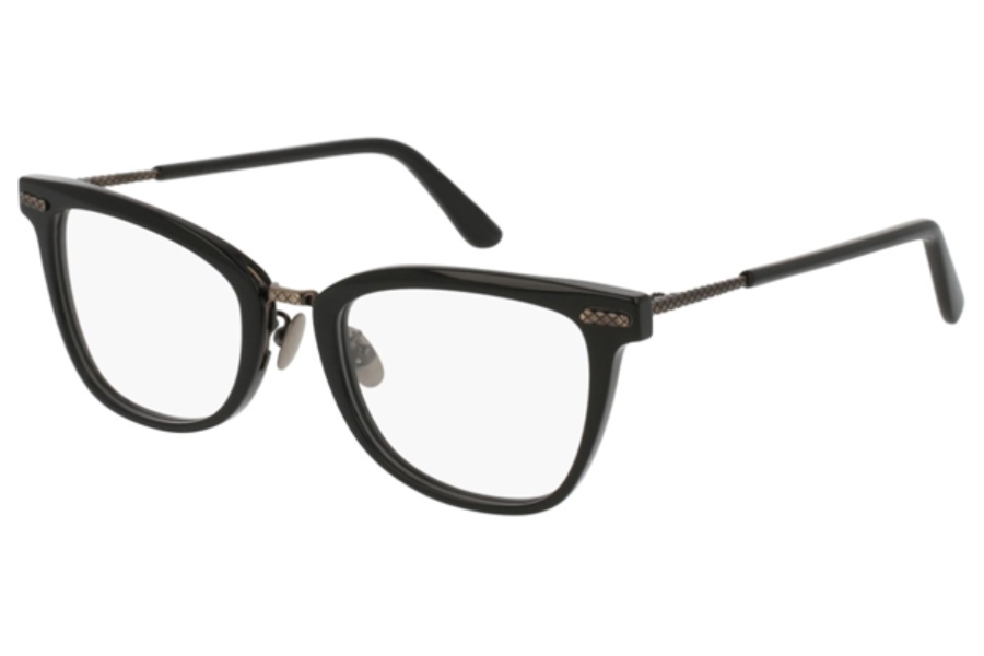 Bottega Veneta BV0104O Eyeglasses in Bottega Veneta BV0104O Eyeglasses