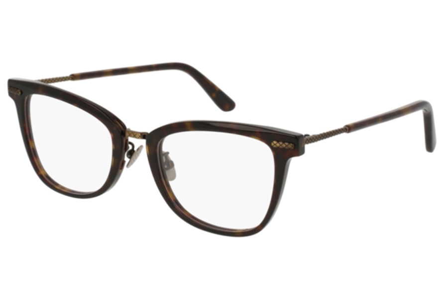 Bottega Veneta BV0104O Eyeglasses in 006 Avana