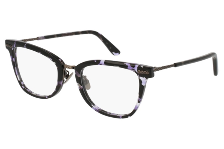 Bottega Veneta BV0104O Eyeglasses in 007 Avana